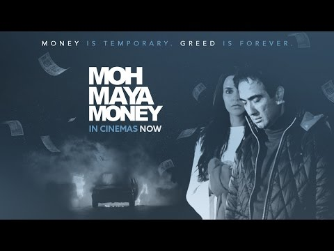 MOH MAYA MONEY: Official Trailer | Ranvir Shorey, Neha Dhupia | 25 Nov 2016