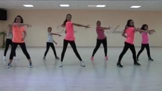 Ballo di gruppo DUELE EL CORAZON Enrique Iglesias ft Wisin