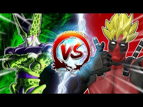 Xxx Mp4 Deadpool VS Cell CellGames TeamFourStar 3gp Sex