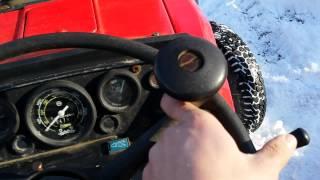 Universal UTB 445 tractor (13)