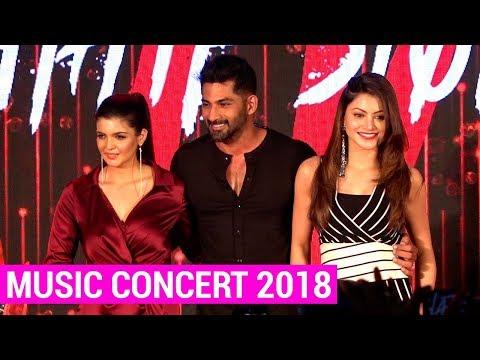 Hate Story 4 Full Movie cast at Music Concert 2018 | Urvashi Rautela | Karan Wahi