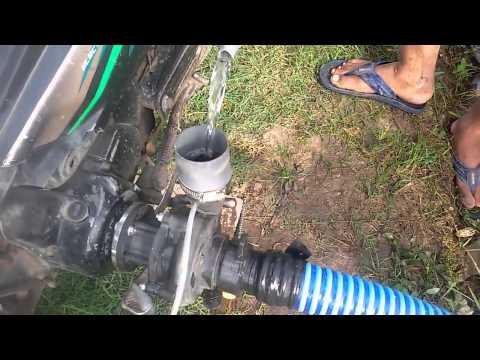 Cara Sedot Air. Menggunakan Motor
