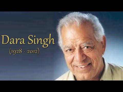Dara Singh | Wrestler-cum-Actor - Biography