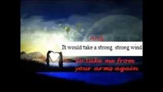 strong strong wind sung by heart with Lyrics