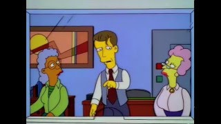 What Do You Mean The Bank Is Out Of Money? (The Simpsons)