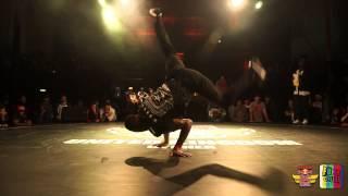 FSTV | Red Bull BC One 2014 | UK Cypher | Quarters | Shahi vs Ghost
