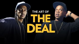 Jay Z, Nipsey Hussle & The Art Of The Deal