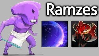 Ramzes Dota 2 [Faceless Void] Crazy MOM Build