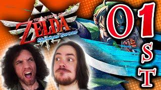 Zelda Skyward Sword: April Fools FaceCam