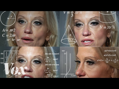 Kellyanne Conway s interview tricks explained