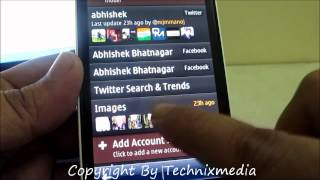 Upload Images To Facebook, Twitter With Gravity App From Nokia Pureview 808