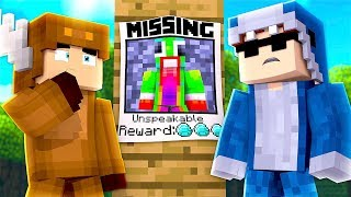 FIND THE MISSING YOUTUBER in MINECRAFT!