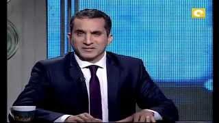 وش السعد .. في البرنامج؟ مع باسم يوسف (عمر سليمان)