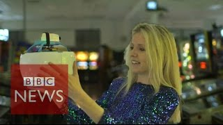 CES 2016: BBC reporter breaks
