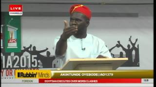 Rubbing Minds: PDP, APC Supporters Debate Continuity Or Change Part 2
