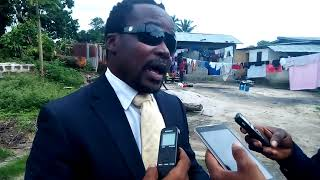 After FaNEA 2018 Official Launch In Makeni God Father Jimmy Bangura Breaks The News