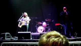 Jamie Grace durring VIP at Toby Mac concert