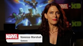 Vanessa Marshall Interview - Marvel's Guardians of the Galaxy