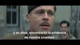 BASTARDOS SIN GLORIA sub en español