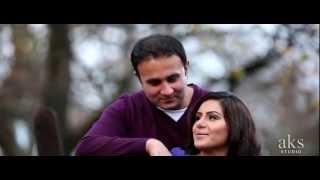 Cinematic Post Wedding Shoot of Samir & Aqsa
