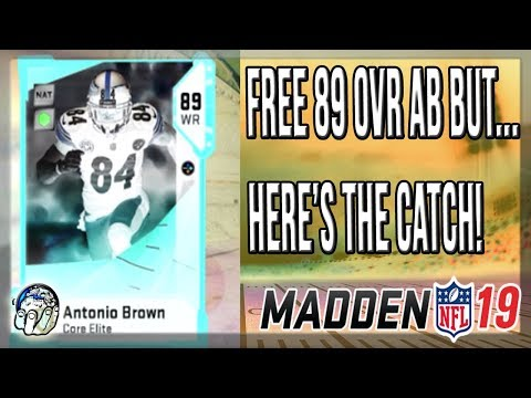 Xxx Mp4 Madden 19 BEFORE You Get TOO Excited About A FREE 89 OVR AB WATCH THIS VIDEO 3gp Sex