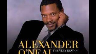 Alexander O,Neal _ FAKE 1984
