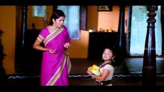 Kutti Pisasu - Keerthika play with the car