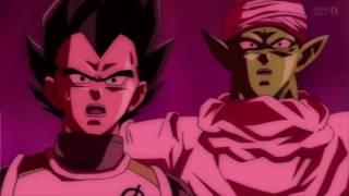 Goku vs Hit - Kaioken (English Dubbed)