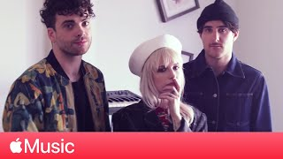 Paramore and Zane Lowe on Beats 1 [Part 1 Interview]