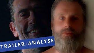 THE WALKING DEAD STAFFEL 8: Trailer-Analyse | Krieg gegen Negan