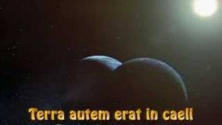 Mike Oldfield - Shabda - Music Of The Spheres (con letra)