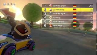 Mario Kart 8 - G37 vs NGW (3 on 3)