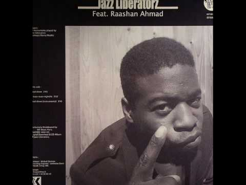 Jazz Liberatorz Cool Down Instrumental