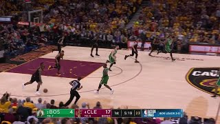 1st Quarter, One Box Video: Cleveland Cavaliers vs. Boston Celtics