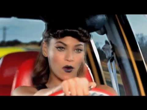 Beyonce in Telephone (Pussy Wagon Scene)
