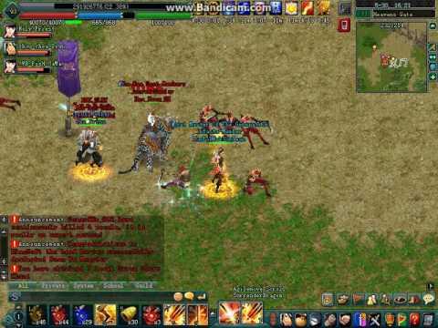 JX Online Khmer King of Server !!!