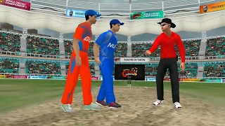16th April Gujarat Lions Vs Mumbai Indians : World Cricket Championship  2017 Gameplay