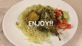 How To Cook Quail Biriyani   
