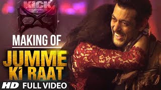 Making of Jumme Ki Raat Song | Salman Khan, Jacqueline Fernandez | Mika Singh | Himesh Reshammiya