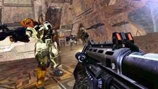 Halo CE Flood Firefight: Containment - Mod