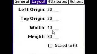 HanDBase 4 Tutorial: Graphics on Forms (Palm OS)