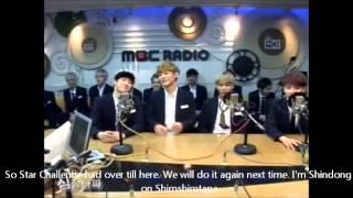 130820 EXO at Shimshimtapa ENG SUB Part 1 3