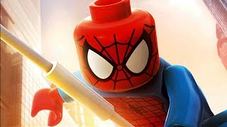 LEGO Marvel Super Heroes 3D The Movie Game 2 - Iron Man, Hulk and Spiderman