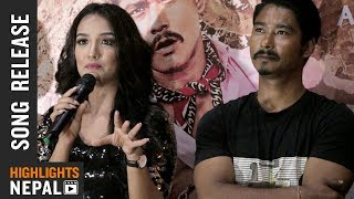New Nepali Movie FATEKO JUTTA Song Release Program - Choli Ft. Saugat Malla, Priyanka Karki