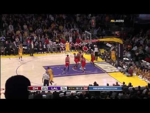 #15 vs Chicago Bulls - Pau Gasol Video Project 2011