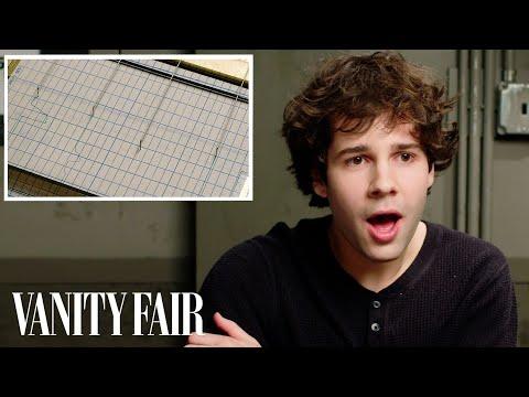 David Dobrik Takes a Lie Detector Test Vanity Fair