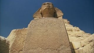 The Pharaoh Who Found the Sphinx