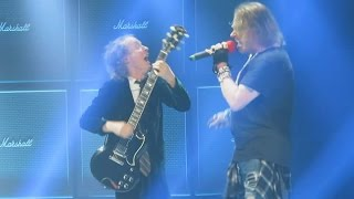 AC/DC with Axl Rose - BB&T CENTER SUNRISE FLORIDA AUGUST 30  2016 (Full Show)