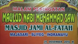 MULUDAN MASJID JAMI AL - FATAH Th 2016 bagian 2