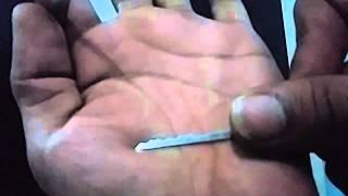 Cara membuka kunci lemari, laci menggunkan credit card lock pick dan silver lock pick tanpa kunci